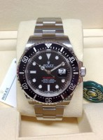 Rolex Sea-Dweller 126600 43mm Red Writing