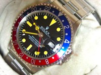 rolex replica gmt master2 vintage rosso blue oyster